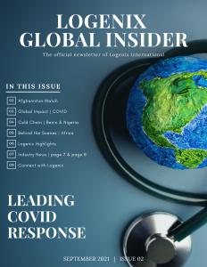 September 2021 | Issue 02 of the Logenix Global Insider